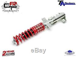 Height Adjustable Coilover Kit For BMW Z3 TA Technix