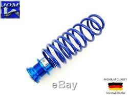 Height Adjustable Coilover Kit For VW Golf 4 MK4 JOM