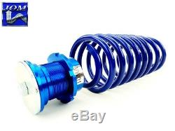 Height Adjustable Coilover Kit For VW Jetta MK4 JOM incl Top mount + Drop links