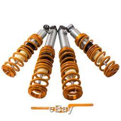 Height Adjustable Coilover Strut Kit for Mazda MX5 Eunos Miata Mk1 1.6 1.8 16v
