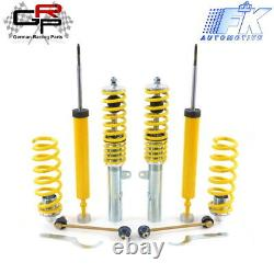Height Adjustable Coilover Suspension Kit BMW 3 Series E92 coupe FK