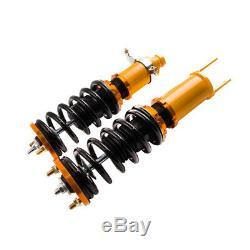 Height Adjustable Full Coilover Struts Shock For Honda Civic EK EJ EM 96-00 PTT
