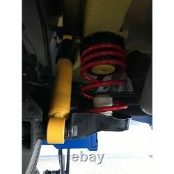 Height Adjustable V-MAXX Coilover Suspension Kit ABARTH 500 (312) (US-SPEC) 07