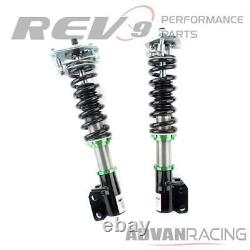 Hyper-Street ONE Coilover Lowering Kit Adjustable for MUSTANG 87-93