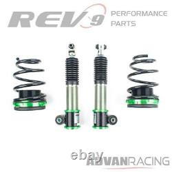 Hyper-Street ONE Lowering Kit Adjustable Coilovers For ACCENT (RB) 12-17