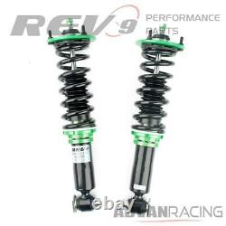 Hyper-Street ONE Lowering Kit Adjustable Coilovers For BMW E28 5S RWD 82-88 58mm