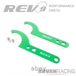 Hyper-Street ONE Lowering Kit Adjustable Coilovers For BMW E90 Sedan RWD 06-11