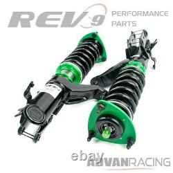 Hyper-Street ONE Lowering Kit Adjustable Coilovers For CIVIC 2DR 4DR 01-05