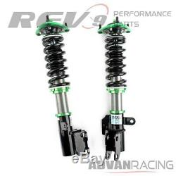 Hyper-Street ONE Lowering Kit Adjustable Coilovers For Camry L/LE/XLE 12-17