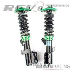 Hyper-Street ONE Lowering Kit Adjustable Coilovers For Corolla Sedan 14-19