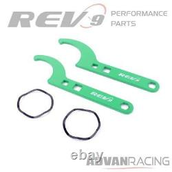 Hyper-Street ONE Lowering Kit Adjustable Coilovers For E60 SEDAN RWD 2004-10