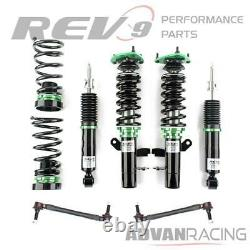 Hyper-Street ONE Lowering Kit Adjustable Coilovers For FOCUS ST 13-18
