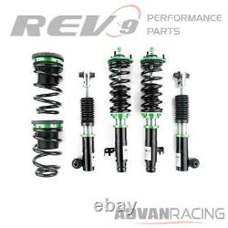 Hyper-Street ONE Lowering Kit Adjustable Coilovers For FUSION 06-12