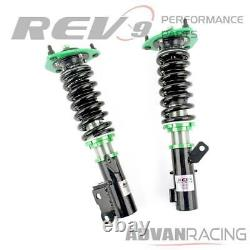 Hyper-Street ONE Lowering Kit Adjustable Coilovers For Genesis Coupe 08-10