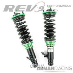 Hyper-Street ONE Lowering Kit Adjustable Coilovers For Honda Accord 90-97