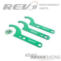 Hyper-Street ONE Lowering Kit Adjustable Coilovers For Honda Civic FB FG 12-13