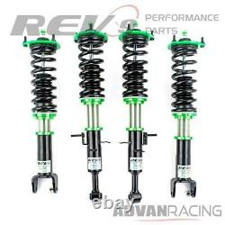 Hyper-Street ONE Lowering Kit Adjustable Coilovers For Infiniti Q50 RWD 14-20
