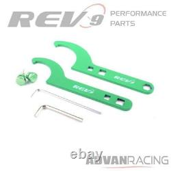 Hyper-Street ONE Lowering Kit Adjustable Coilovers For JETTA A4 99-05