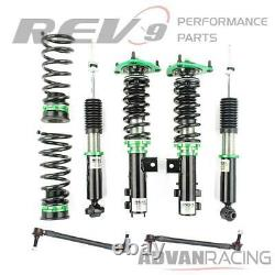 Hyper-Street ONE Lowering Kit Adjustable Coilovers For Kia Optima (JF) 2016-20
