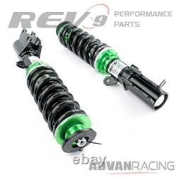 Hyper-Street ONE Lowering Kit Adjustable Coilovers For Kia Rio (UB) 12-17