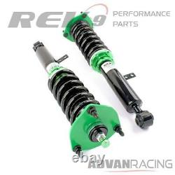 Hyper-Street ONE Lowering Kit Adjustable Coilovers For Lexus IS Sedan RWD 14-16