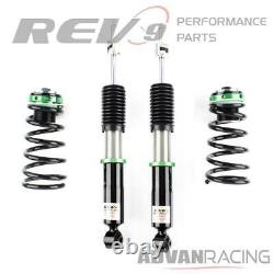 Hyper-Street ONE Lowering Kit Adjustable Coilovers For MAZDA 3 10-13