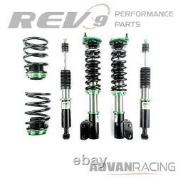 Hyper-Street ONE Lowering Kit Adjustable Coilovers For MUSTANG 94-98