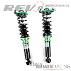 Hyper-Street ONE Lowering Kit Adjustable Coilovers For Mirage (CJ/CK) 1997-01