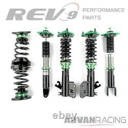 Hyper-Street ONE Lowering Kit Adjustable Coilovers For Nissan Maxima A34 2004-08