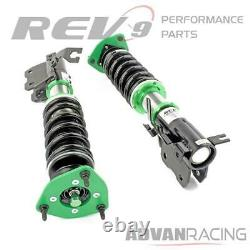 Hyper-Street ONE Lowering Kit Adjustable Coilovers For Nissan Sentra B14 1995-99