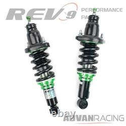 Hyper-Street ONE Lowering Kit Adjustable Coilovers For RSX DC5 02-06