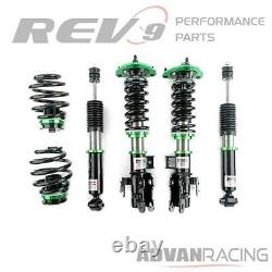 Hyper-Street ONE Lowering Kit Adjustable Coilovers For SCION XB 08-15