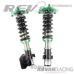 Hyper-Street ONE Lowering Kit Adjustable Coilovers For Subaru Impreza 08-14