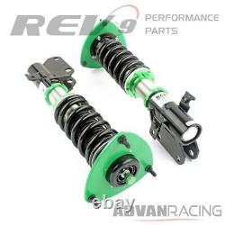Hyper-Street ONE Lowering Kit Adjustable Coilovers For Subaru WRX STI VA2 15-19