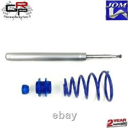 JOM ADJUSTABLE COILOVER KIT FOR BMW 3 SERIES E30 CONVERTIBLE & WAGON 51mm Strut