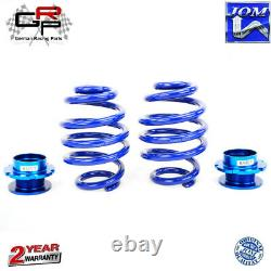 JOM ADJUSTABLE COILOVER KIT FOR BMW E46 (1998-2007) + HD END LINKS & Top Mount