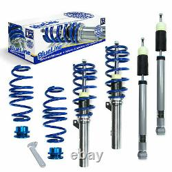 JOM Audi A3 S3 8V FWD/Quattro Height Adjustable Coilover Suspension Lowering Kit