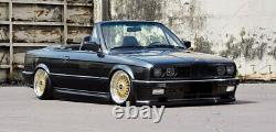 JOM BMW 3 Series E30 Convertible (51mm) Adjustable Coilover Suspension Kit Euro