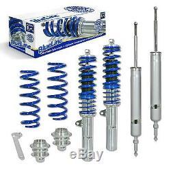 JOM Blueline Coilovers Suspension Kit BMW 1 Series E81/E82/E87/E88 118d