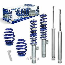 JOM Blueline Coilovers Suspension Kit BMW 3 Series E46 Saloon/Coupe All Engines
