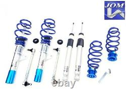 JOM Blueline Height Ajustable Coilover kit for VW Passat CC B7 2005-2014