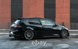 JOM Height Adjustable Coilover Suspension Lowering Kit For VW Golf / GTI / R MK7