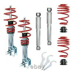JOM Redline GF200130 Coilovers Vauxhall Astra H All Engines Inc VXR 2004-2010