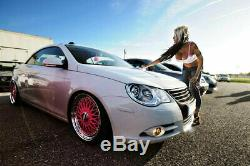 JOM VW EOS Beetle A5 Height Adjustable Coilover Suspension Lowering Kit R Line
