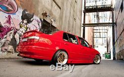 JOM VW Golf Jetta MK3 3 Euro Height Adjustable Coilover Suspension Lowering Kit