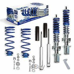 JOM adjustable sport coilover suspension lowering kit for VOLVO 850 S70 V70
