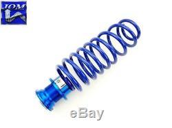 Jom Adjustable Coilover Kit For Vw Golf 4 Mk4 Rabbit + Adjus. Drop End Links