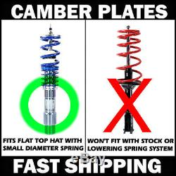 MK1 Camber Plates Cavalier Pillow Adjustable Sunfire Z24 For Coilover Kits