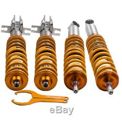 MaXpeedingRods COIL OVER COILOVER for VW GOLF MK1 CABRIO ADJUSTABLE SUSPENSION