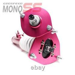 MonoSS Coilover Lowering Kit ADJUSTABLE Damping For INFINITI Q45 97-01
